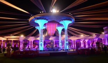 Tivoli Pushpanjali Banquet Hall Photos in Delhi