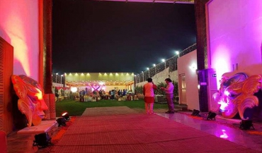 Krishna Garden Party Lawn in Delhi Photos