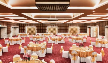 Piccadily Hotel Banquet Hall in Delhi Photos