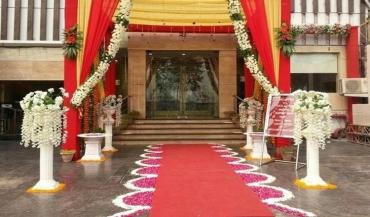 Red Apple Banquet Photos in Delhi
