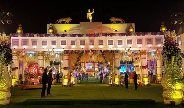 Victoria World Banquet Hall in Delhi Photos