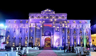 Le Garden Victorian Palace Banquet Hall in Delhi Photos