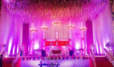 Maple Garden Banquet Hall in Delhi Photos