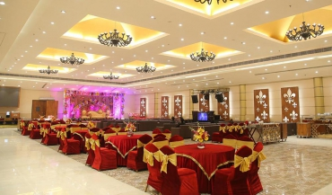 Green Lounge North Banquet Hall in Delhi Photos