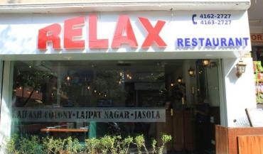Relax Restaurant in Delhi Photos