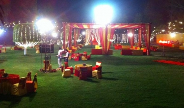 MK Garden Party Lawn in Delhi Photos