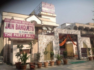 Jain Banquets in Delhi Photos
