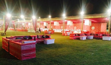 The Golden Tree Farm Party Lawn in Delhi Photos