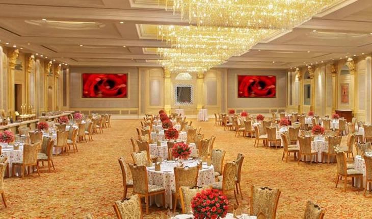 Wellington at Seven Seas Hotel Banquet Hall in Delhi Photos