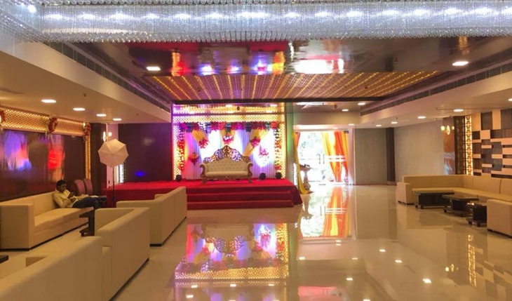Amora Banquet Hall in Delhi Photos