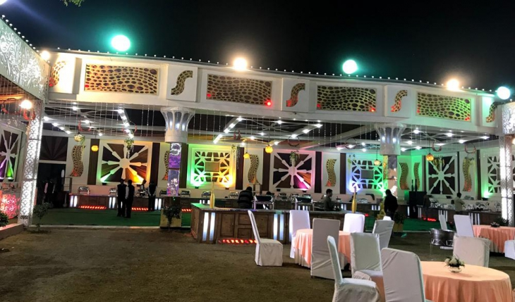 Zayca Garden Party Lawn in Delhi Photos