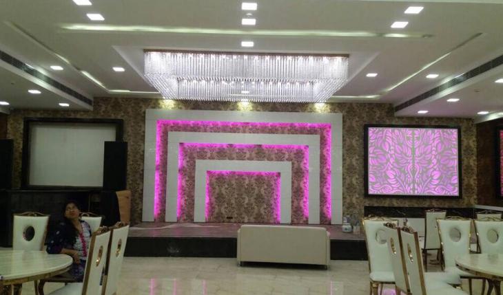 Floriana Banquet in Delhi Photos