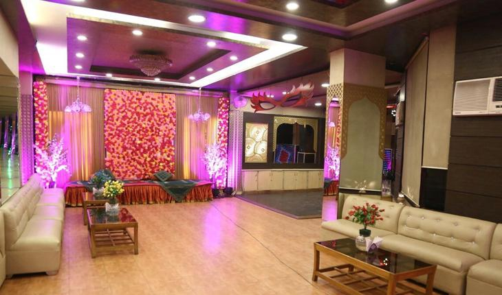 Art of Curry Banquet Hall in Delhi Photos