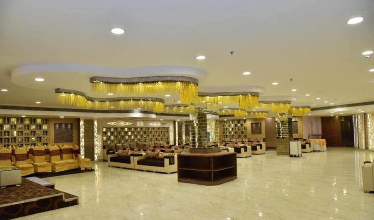 The Park Royal Banquet Hall in Delhi Photos