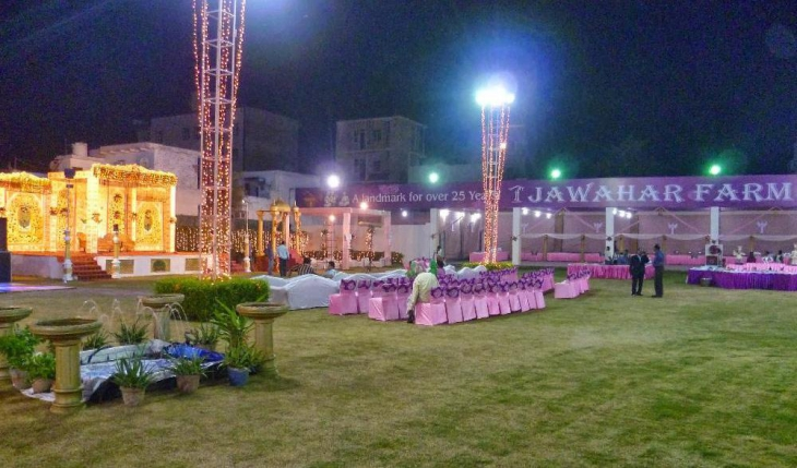 Jawahar Farm Party Lawn in Delhi Photos
