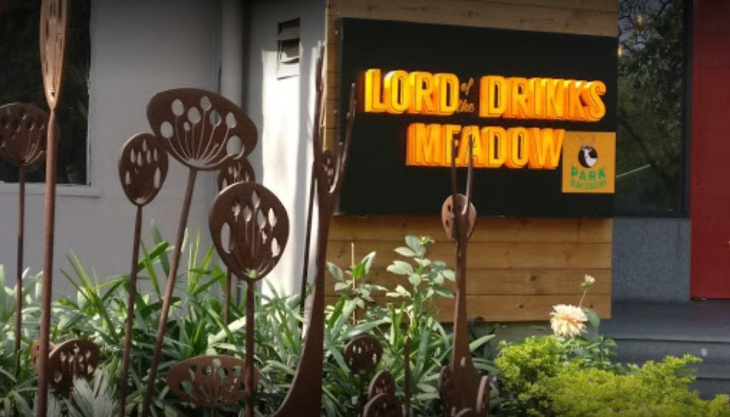 Lord of the Drinks Meadow Restaurant in Delhi Photos