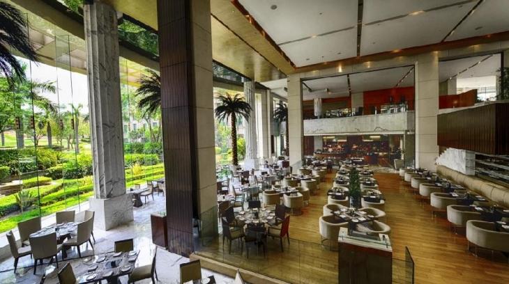 Cascades at The Grand Hotel Restaurant in Delhi Photos