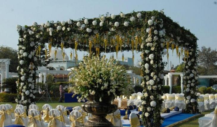 Pawar Garden Banquet Hall in Delhi Photos