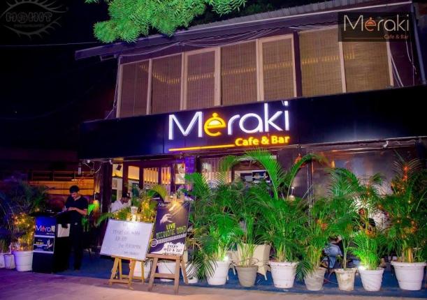 Cafe Meraki Bar /Pub in Delhi Photos
