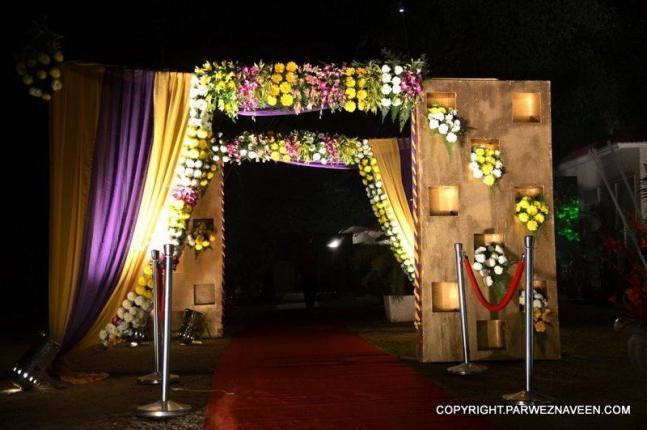 Zorba Entertainment Party Lawn in Delhi Photos