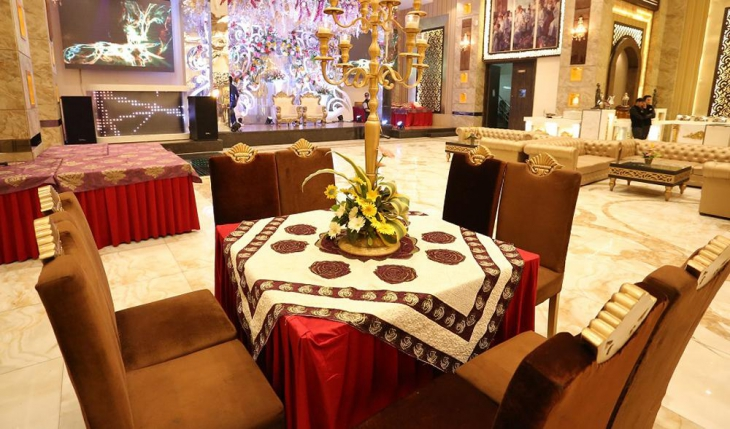 Lavanya Grand Banquet Hall in Delhi Photos