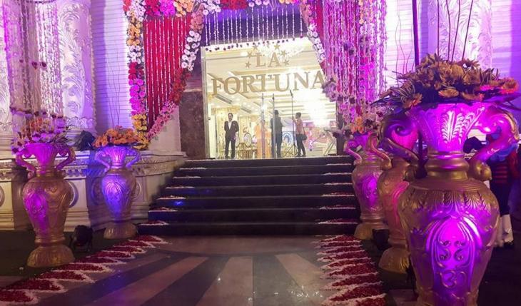 La Fortuna Banquet Hall in Delhi Photos