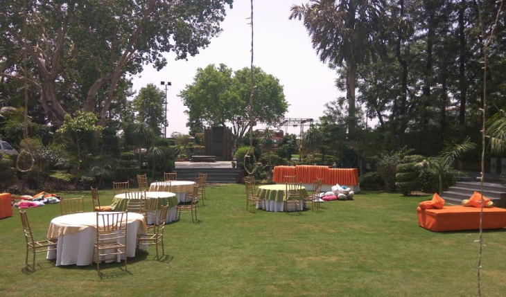 Ananda Greens Party Lawn in Delhi Photos