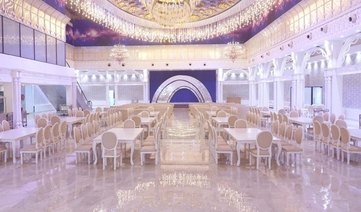 Lelegant Royal Banquet in Delhi Photos