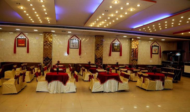 Wedlock Banquet in Delhi Photos