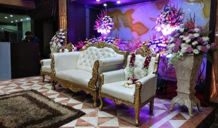 Petal Banquet in Delhi Photos