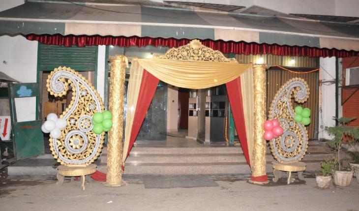 Ds Grand Banquet Hall in Delhi Photos
