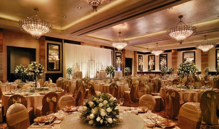 Shangri La Eros Hotel in Delhi Photos