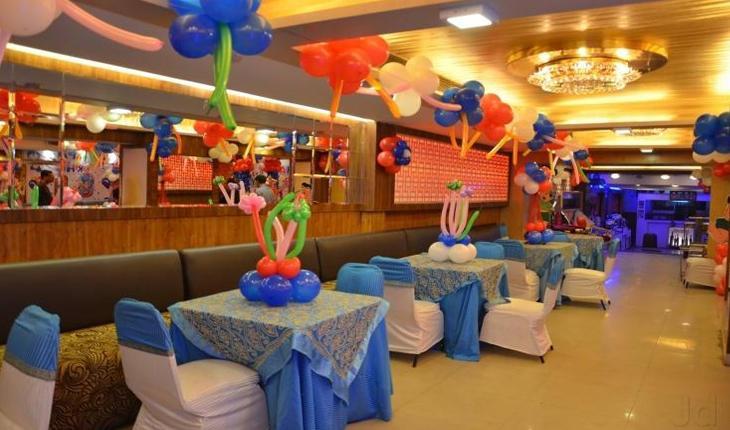 Premium Hall at Golden Fiesta Banquet Hall in Delhi Photos