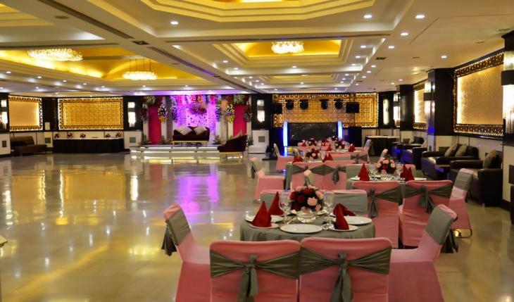 The GranDreams Banquet Hall in Delhi Photos