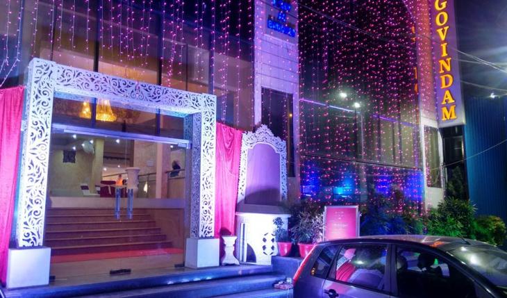 Govindam Banquet Hall in Delhi Photos