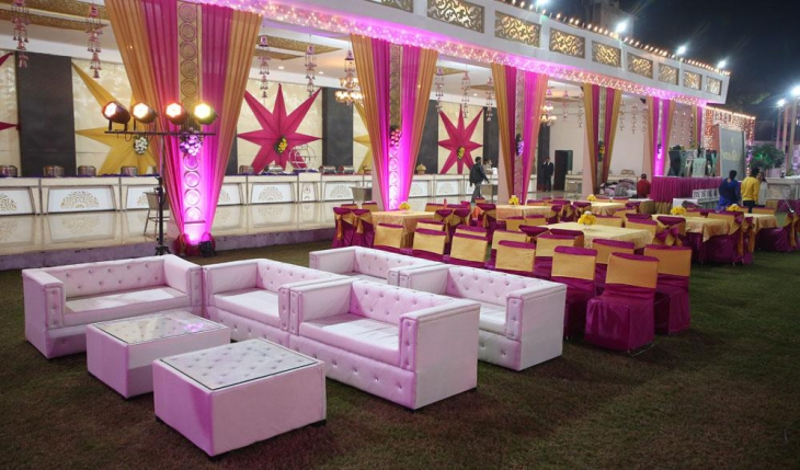 Pavitra Grand Party Lawn in Delhi Photos