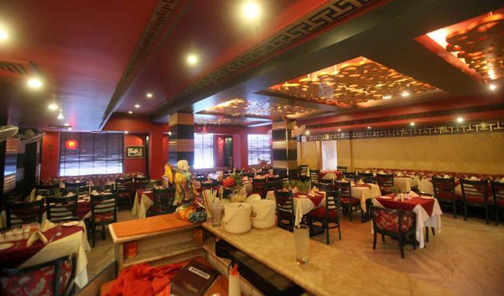 The Golden Dragon Restaurant in Delhi Photos