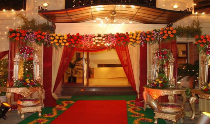 Seven Pearls Banquet in Delhi Photos