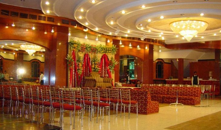 Apsara Grand Banquet in Delhi Photos