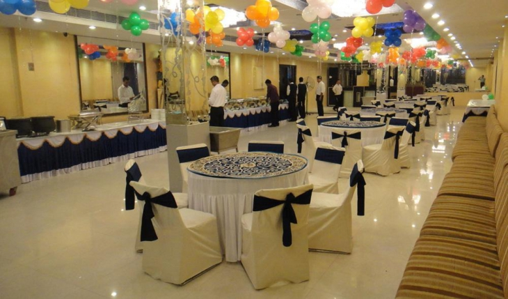 Maharaja Palace Banquet Hall in Delhi Photos