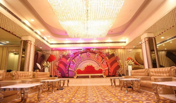 Red Carpet Banquet in Delhi Photos