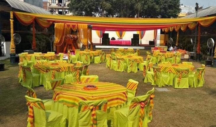 Lavanya Vatika Banquet Hall in Delhi Photos