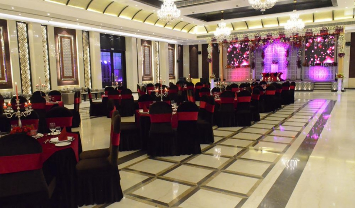 The Grand Dreams Banquet Hall in Delhi Photos