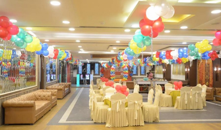 Five Elements by Sandoz Banquet Hall in Delhi Photos