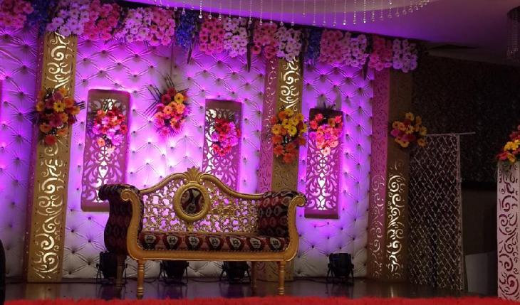 Crowne Plaza Banquet Hall in Delhi Photos