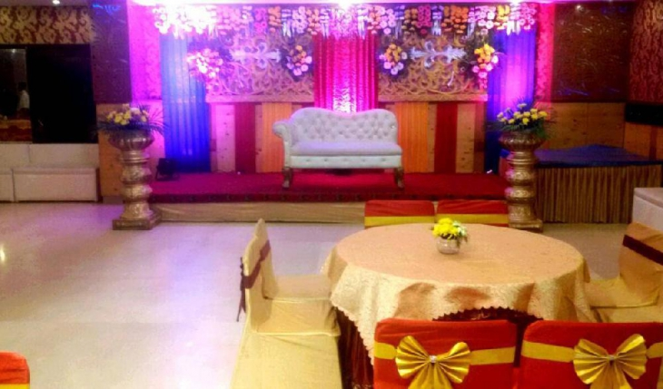 Feather Party Hall Banquet Hall in Delhi Photos
