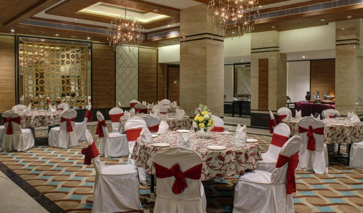 SK Premium Park Banquet Hall in Delhi Photos