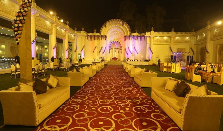 Grand Empire Banquet Hall in Delhi Photos