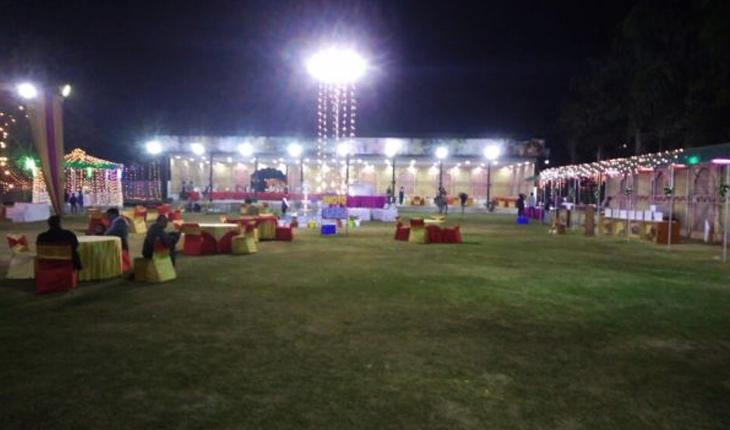 Rama Farms Party Lawn in Delhi Photos