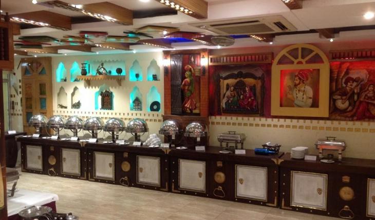Royal Occasion Banquet in Delhi Photos
